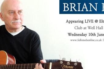 Live Performance – Eltham Folk Club – 10 June