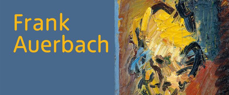 Frank-Auerbach-exhibition