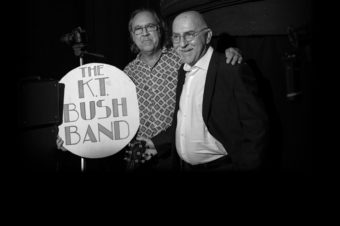 The KT Bush Band Launches!