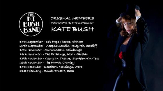KT Bush Band – Live Gigs 2019